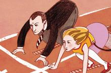 למה בתחרות בין זוגית שנינו יוצאים מופסדים? (או: 4 הדרכים למניעתה)