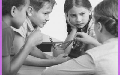 לדבר עם הילדים בגירושין או בפרק ב' בכלל